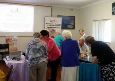 women's Seniors group Figtree